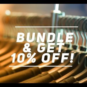 Create a bundle of 2 or more items to get discount